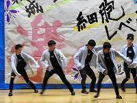 企画PR 男子のダンス2