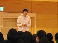 飯島康夫選手2