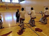 保健体育 「トレーニング」