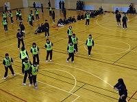 球技大会女子ドッジボール