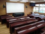 寄居城北高校 器楽室