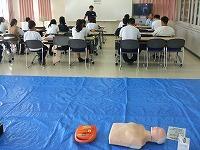 基礎救急講習1