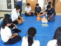 基礎救急講習3