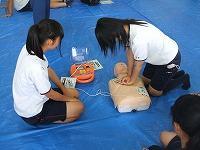 基礎救急講習6