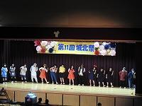 クラスのPRダンス