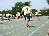 100m予選