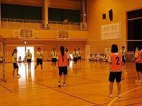 女子バレーボール2