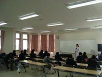 埼玉県立寄居城北高等学校 バイタルチェック