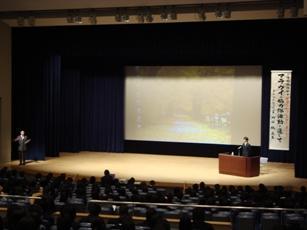 埼玉県立寄居城北高等学校 進路講演会