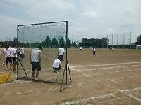 球技大会 ソフトボール
